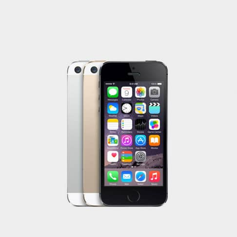 S - for iPhone SE/5/5s